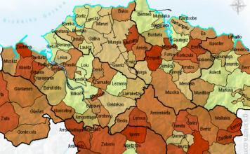 Indice De Igualda De Genero Estadisticas Y Mapas Para Bizkaia